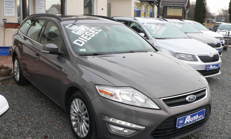 Ford Mondeo kombi 2.0TDCi Business (2014. 08)