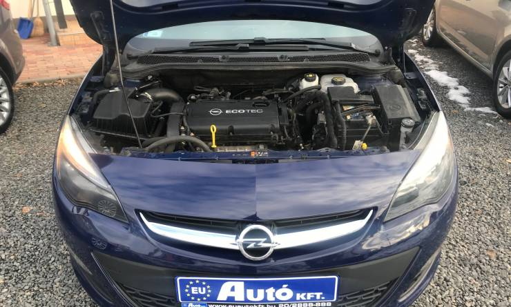 Opel Astra J 1.6 Selection (2014. 06)