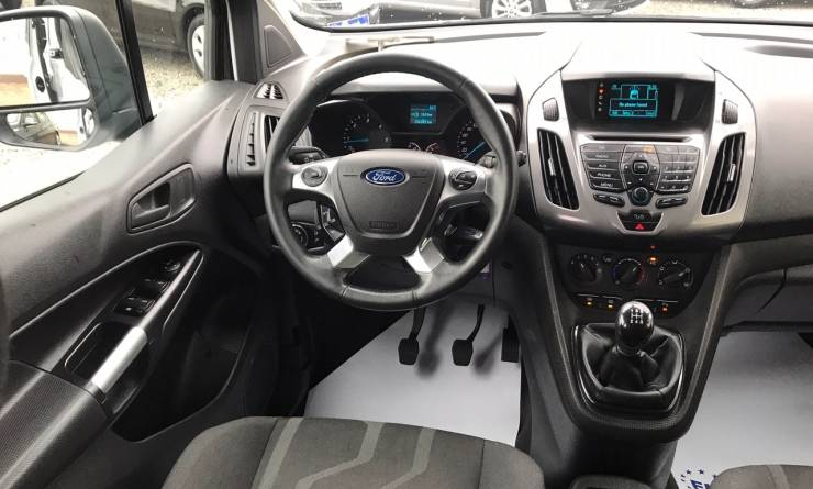 Ford Turneo Connect 1.6 TDCi Ternd (2015. 06)